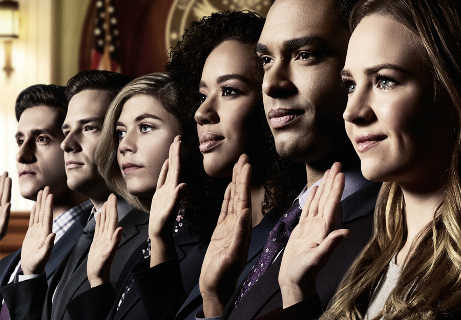 Review Pilot - For The People : on continue ou pas ?