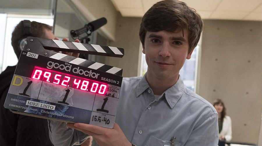 TF1 enchainera avec la saison 2 de The Good Doctor en novembre