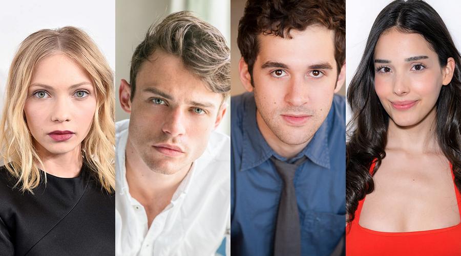 Gossip Girl : 4 nouvelles têtes au casting du reboot