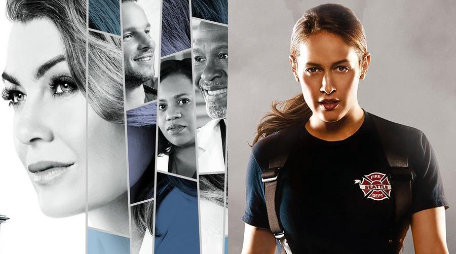 Un teaser pour le crossover entre Grey's Anatomy et Station 19