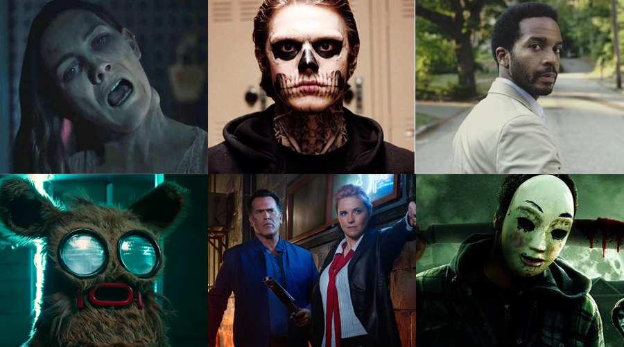 Dossier spécial : les séries à regarder le soir d'Halloween