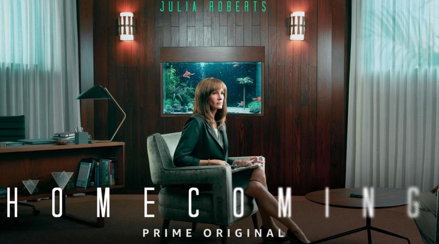 Homecoming : la nouvelle série avec Julia Roberts se dévoile dans un teaser