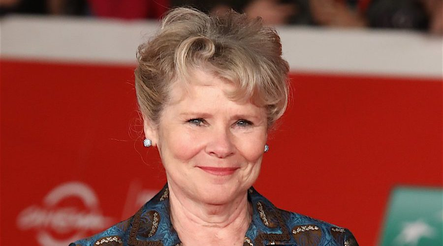 Imelda Staunton - Just About TV