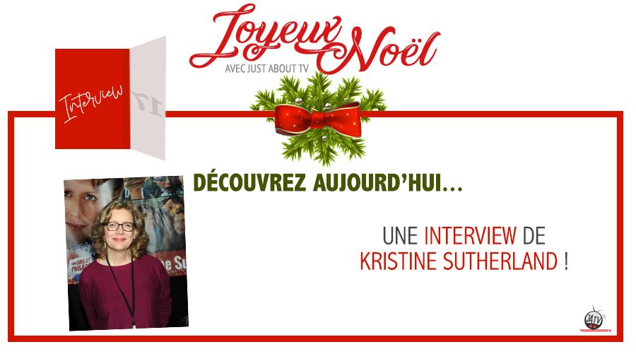 [Calendrier de l'avent – Jour 17] Interview exclusive avec Kristine Sutherland lors de la Buffy 3 de CloudsCon !