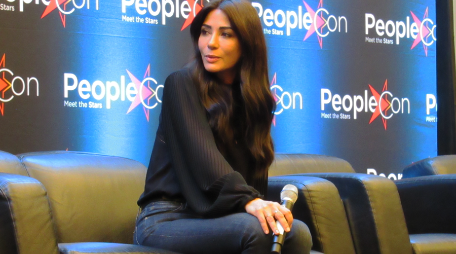 [ENGLISH VERSION] Meeting with Marisol Nichols at People Convention's #RiverCon2