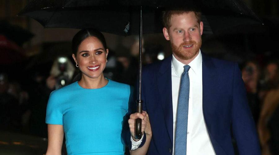 Meghan Markle et le Prince Harry : un contrat avec Netflix !