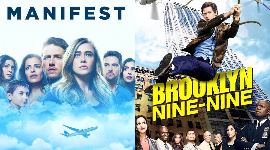 NBC dévoile les dates pour la saison 2 de Manifest et la saison 7 de Brooklyn Nine-Nine