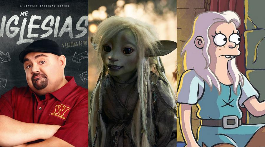 Netflix annonce les dates de Mr. Iglesias, de The Dark Crystal: Age of Resistance et de la partie 2 de Disenchantment