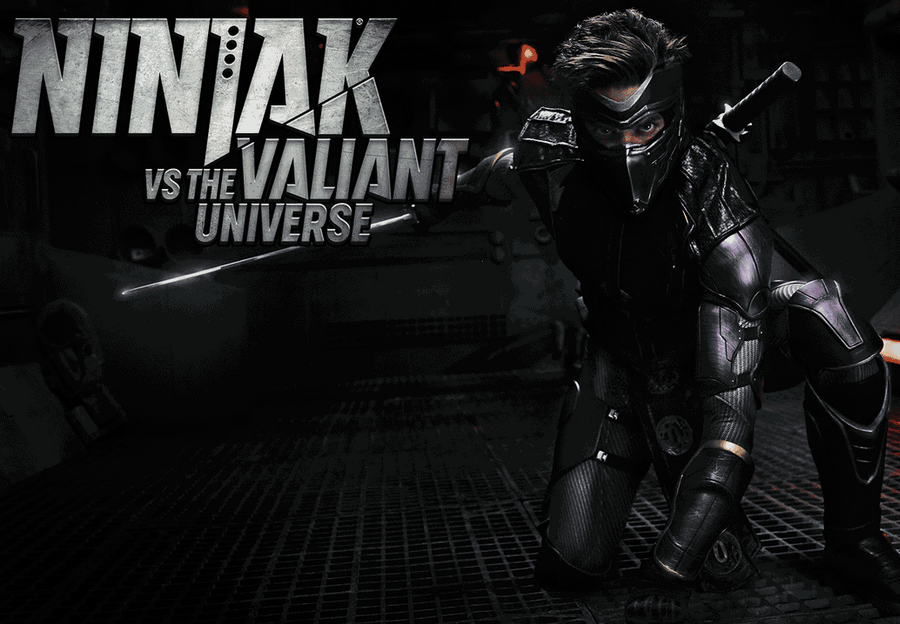 Review Pilot - Ninjak vs The Valiant Universe : on continue ou pas ?