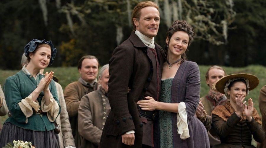 Outlander - Just About TV