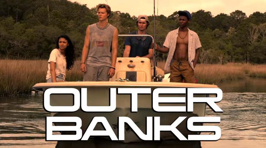 Outer Banks : la nouvelle série pour adolescent.es de Netflix dévoile ses premières images
