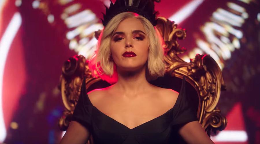 Les Nouvelles Aventures de Sabrina : la partie 3 se dévoile dans un premier clip