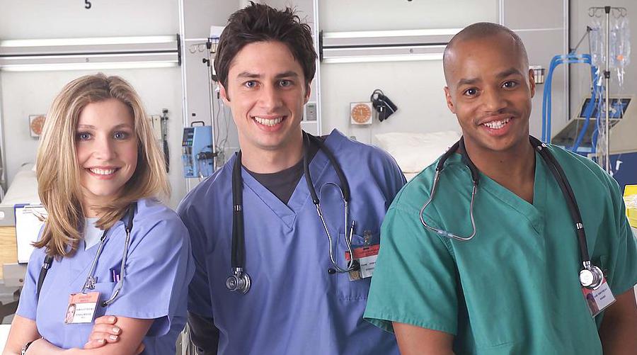 Scrubs, 10 ans après la fin de la série, que sont devenu.es les acteurs et actrices de la série ?