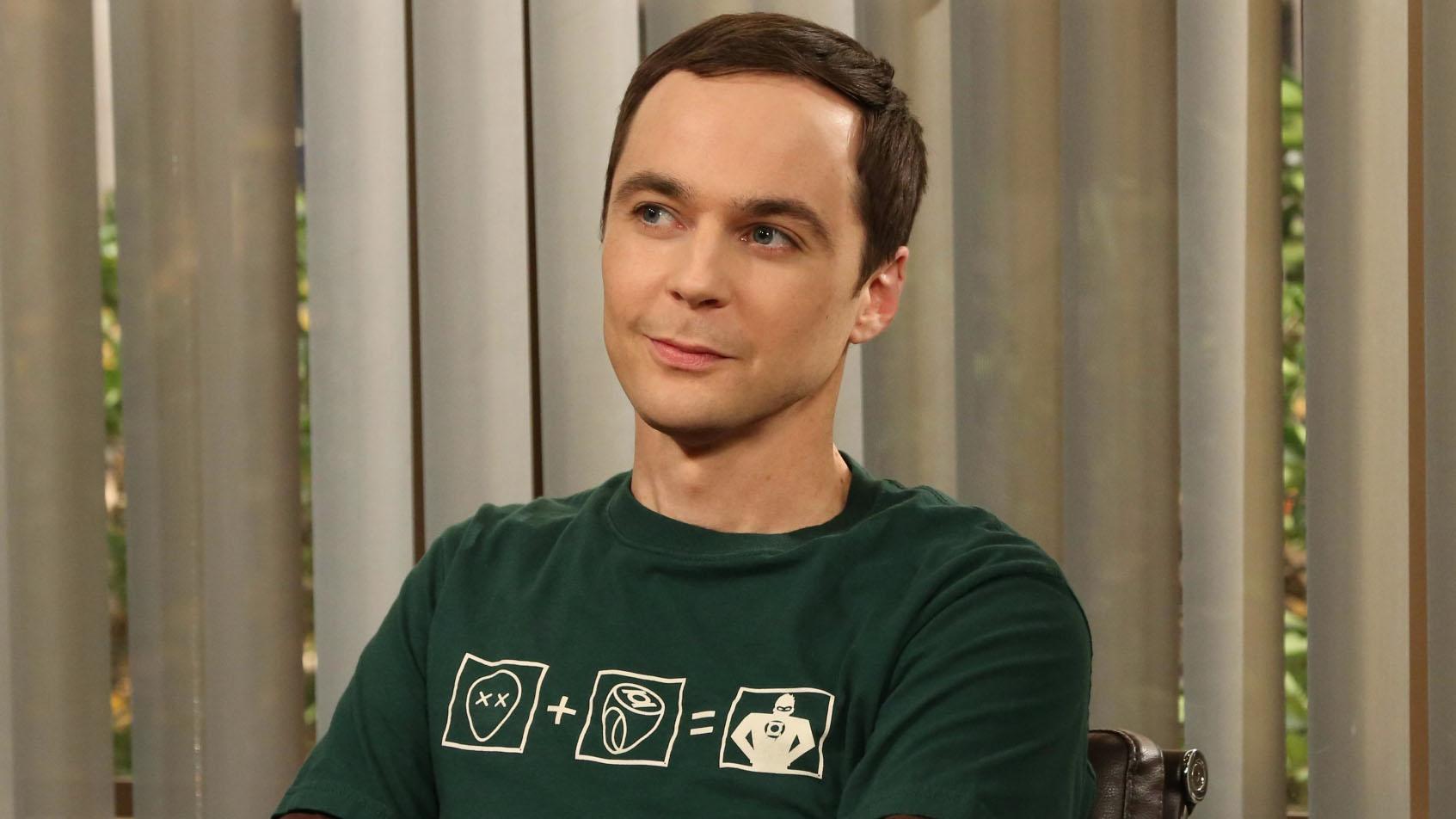 Sheldon - Jim Parsons - Just About TV