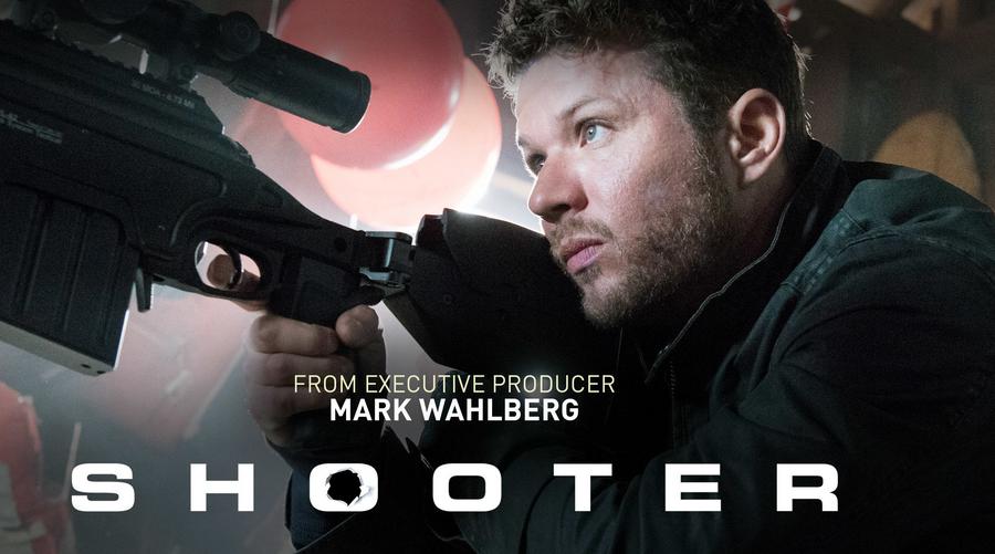 Deux épisodes en moins pour la saison 2 de Shooter à cause de l'accident de Ryan Phillippe