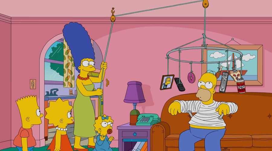 Les Simpson : renouvelée pour 2 nouvelles saisons