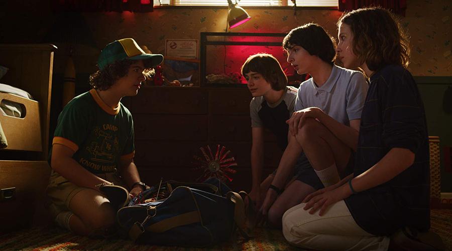 Stranger Things : premier aperçu de la saison 4 !