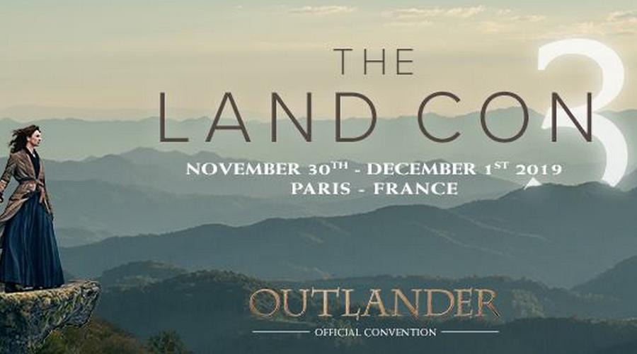 The Land Con 3 : focus sur l'événement Outlander de Wevents Production