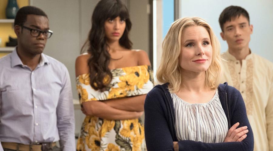The Good Place : la saison 3 reviendra en septembre !