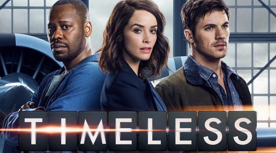Timeless : on connait la date de sortie du film qui clôturera la série !