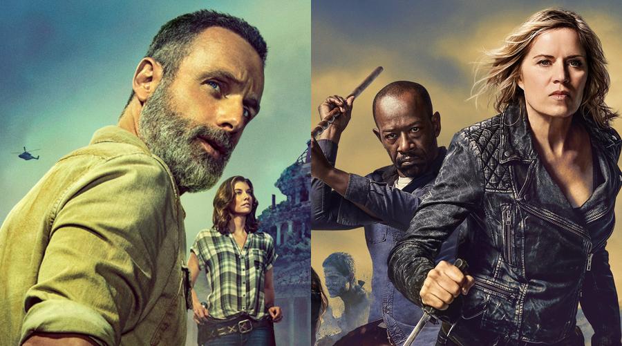 The Walking Dead et Fear the Walking Dead au San Diego Comic Con : des trailers et informations sur les saisons à venir