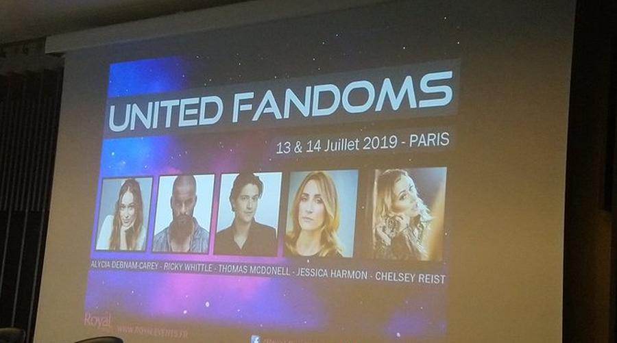 Compte-rendu de la convention United Fandoms de Royal Events