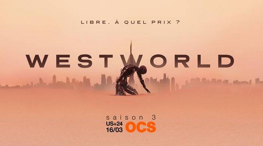 Une bande-annonce pour la troisième saison de Westworld