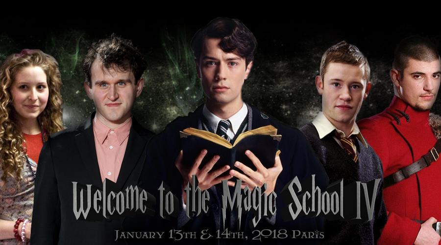 Welcome To The Magic School IV : le point sur la convention de People Convention
